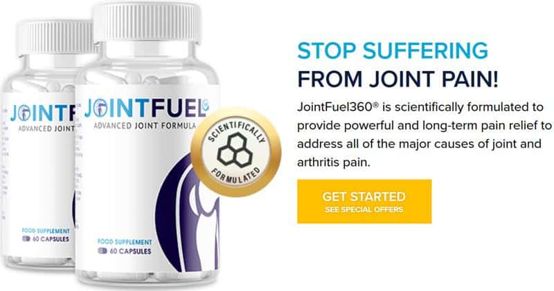 JointFuel 360 Relief Joint Pain