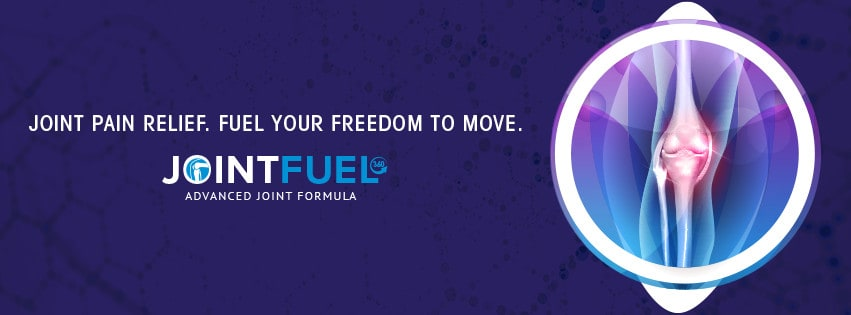 JointFuel 360 Advanced Joint Formula for Natural Pain..