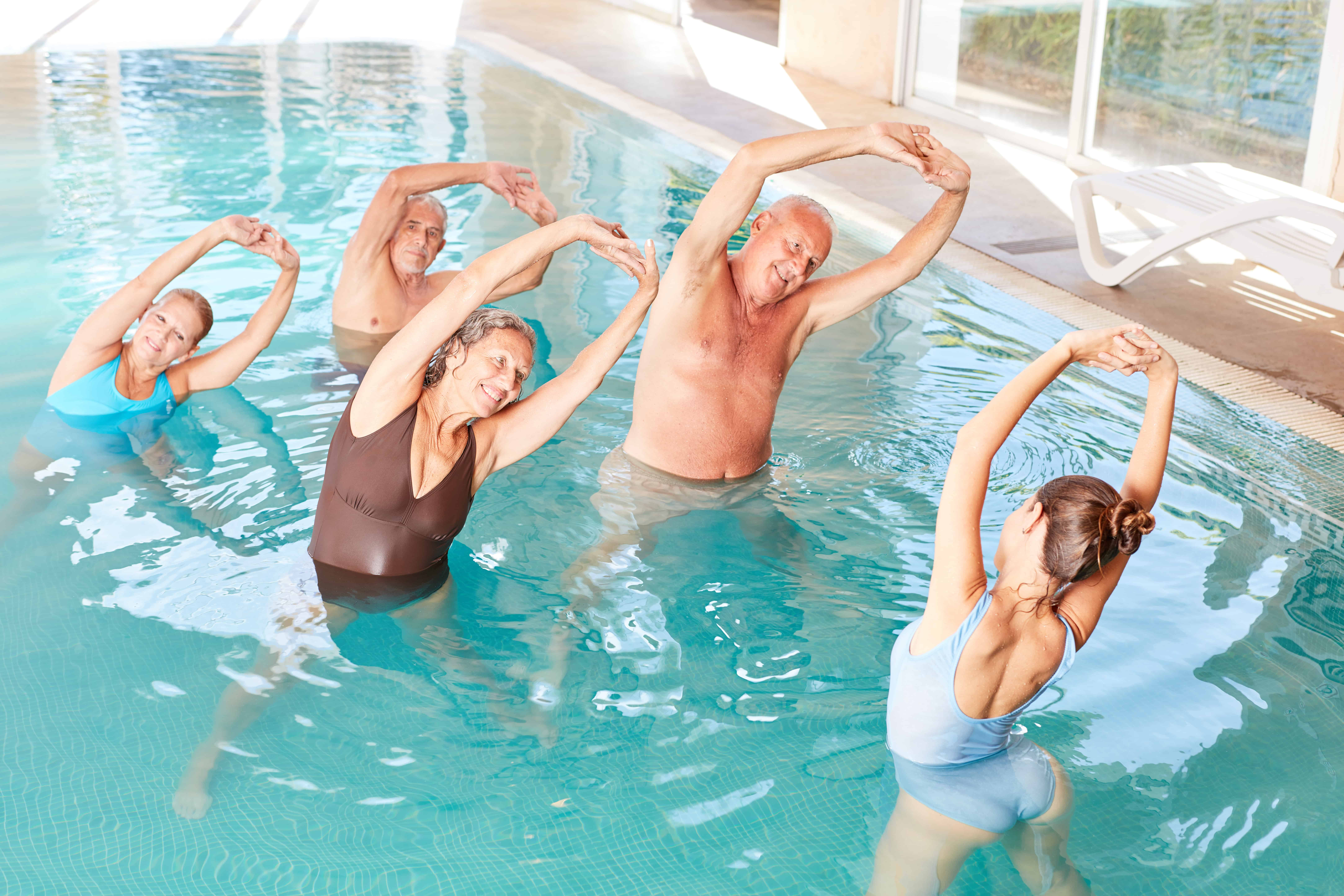 Exercises That Helps Ease Arthritis Pain and Stiffness 2
