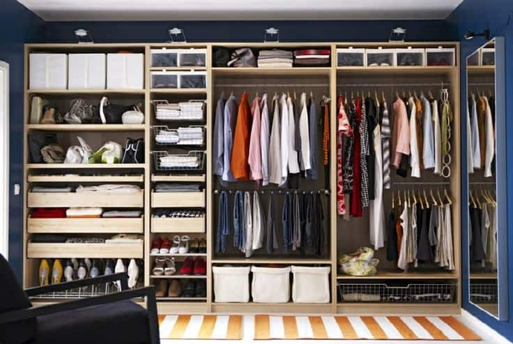 A Good Time to Clean out Your Closet 4